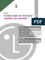 Manual Usuario Ar Condicionado Janela LG