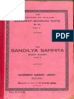 Shandilya Samhita Bhakti Khanda Part 2 No. 60 1936 - Saraswati Bhawan Texts.pdf