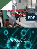 Jueves Eminario de Virologia 2015