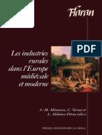 Navarro (G.)_Les Industries Rurales Dans La Couronne d'Aragon Au XVe s. (Flaran 33, 2011, Les Industries Rurales Dans l'Europe Médiévale Et Moderne, Publ. 2013, 89-112)
