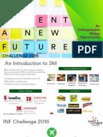 3M Invent a New Future Challenge 2016
