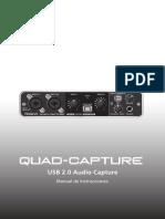Manua quad-capture