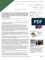 Ley Orgánica 2:2012, de estabilidad presupuestaria y sostenibilidad financiera en las Entidades Locales