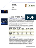 Market Week January