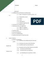 MON LOP S.A. y se describe el proceso de mejora del IPERC y toda la terminología, criterios y operaciones que conlleva este proceso y que se emplearán a lo largo del estudio.