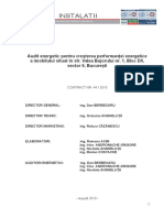 Audit Energetic Bloc D9