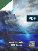 AshokJainGallery-Catalog2016(1)