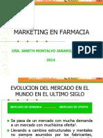 Marketing en Farmacia 2014