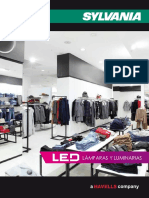 Catalogo LED Sylvania