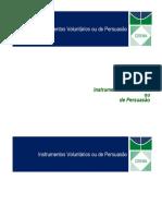 ECOPOL 2015 Instrumentos Voluntarios CompAmbEmpresa