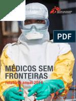 Relatorio MSF 2014