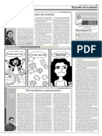 Ricardo E. Tatto - De Escritores y mercenarios (19-Dic-2015)