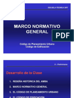 Teórica Marco normativo