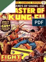 Shang-Chi Master of Kung Fu 39 Vol 1