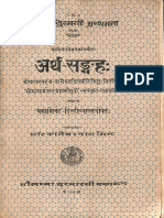 Arthasangraha of Sri Laugaksi Bhaskara - Dr. Kameshwar Nath Mishra