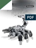 Bioloid Premium Scorpion Assembly