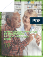 A Principled Approach to Patient Centred Care