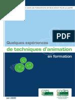 Techniques Animation