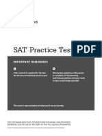 Sat Practice Test 2