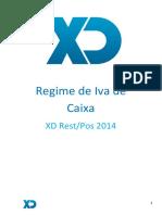 XD2014Regime de Iva de Caixa