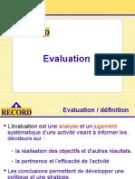 3 1 Evaluation FR