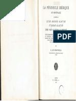 Lévi-Provençal, E. La Penínsule Ibérique au Moyen Age d'apres le kitab ar-rawd al-mi'tar fi habar al-aktar d'Ibn Al-Mun'im Al-Himyari