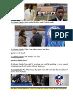 Concussion Film Review by Raymond C. Reed - 12-27-2015 - Edited by David L. Watts - FuTurXTV & Funk Gumbo Radio