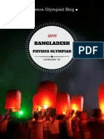 Bangladesh Physics Olympiad 2016 (Category B)