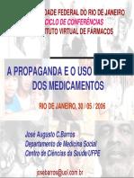 Conf JCabral 2006
