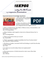 Expected General Knowledge Questions _ Online Psc Coaching.pdf