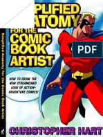 Christopher Hart -Simplified Anatomy for the Comic Book Artista