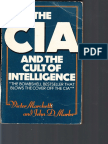 The CIA and the Cult of Intelligence / Marchetti & Marks