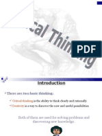 Critical Thinking2