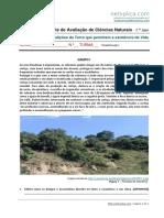 Ficha 1 Ciencias