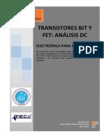 1. Electrónica Para Ingenieros-transistores Bjts y Fets en Dc 10.0