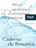 Raul Antelo Semana Argentina