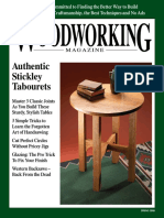 Woodworking Magazine Issue 9 Spring 2008