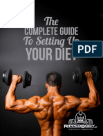 The Complete Guide to Setting Up Your Diet v1.0.9