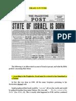 Israel's Future