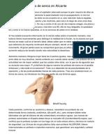 clinicas de aumento de senos en Alicante