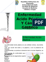 Enf Acido Peptica y Cancer Gastrico