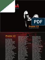 ANUARIO Promo 13 - Colegio UNIÓN - Huancayo