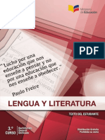 Lengua y Literatura Texto