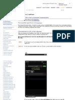 Callcentric-X-Lite 4 Configuration