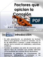 2 Factores de Corrosion