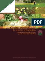 Manejo de Plagas y Enfermedades Hortalizas Peru