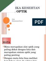Bio Optik PPT