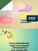PPT (sistem informasi keperawatan)
