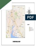 Pampanga Spot Map-Model