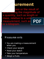Measurement Tugas